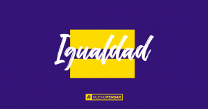 Igualdad - PMDE 2018