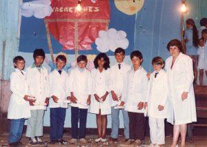 Escuela Mariano Moreno El Soberbio Km. 34 Picada Molino