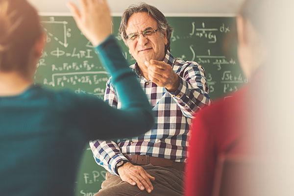 Claridad del profesor