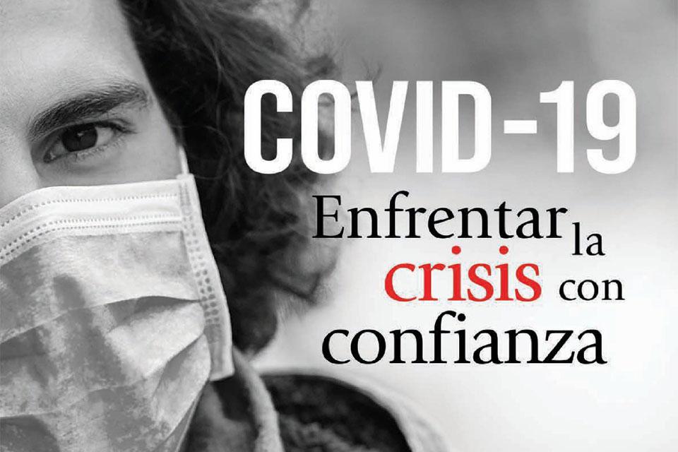 Enfrentar la pandemia con confianza