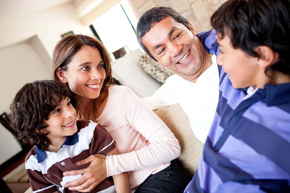 El futuro de tu familia está en tu boca